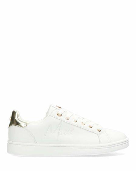 sneaker Glib white gold