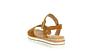 sandaal 62.772.32-32 camel (