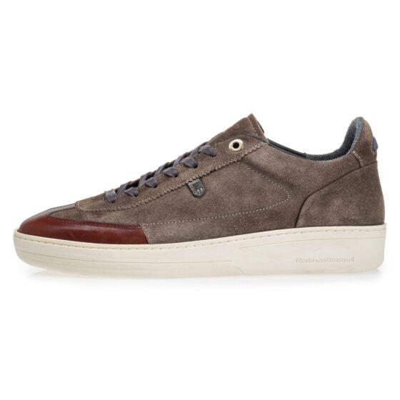 sneaker 16267-07 DarkTaupe