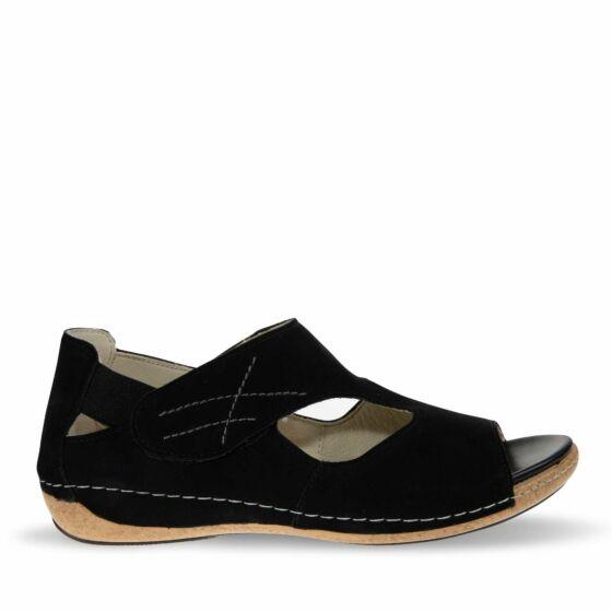 sandaal 342004 schwarz