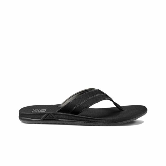 teenslipper Reef element tqt black met bier opener