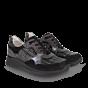 sneaker 760002 asphalt/zwart h-rosa